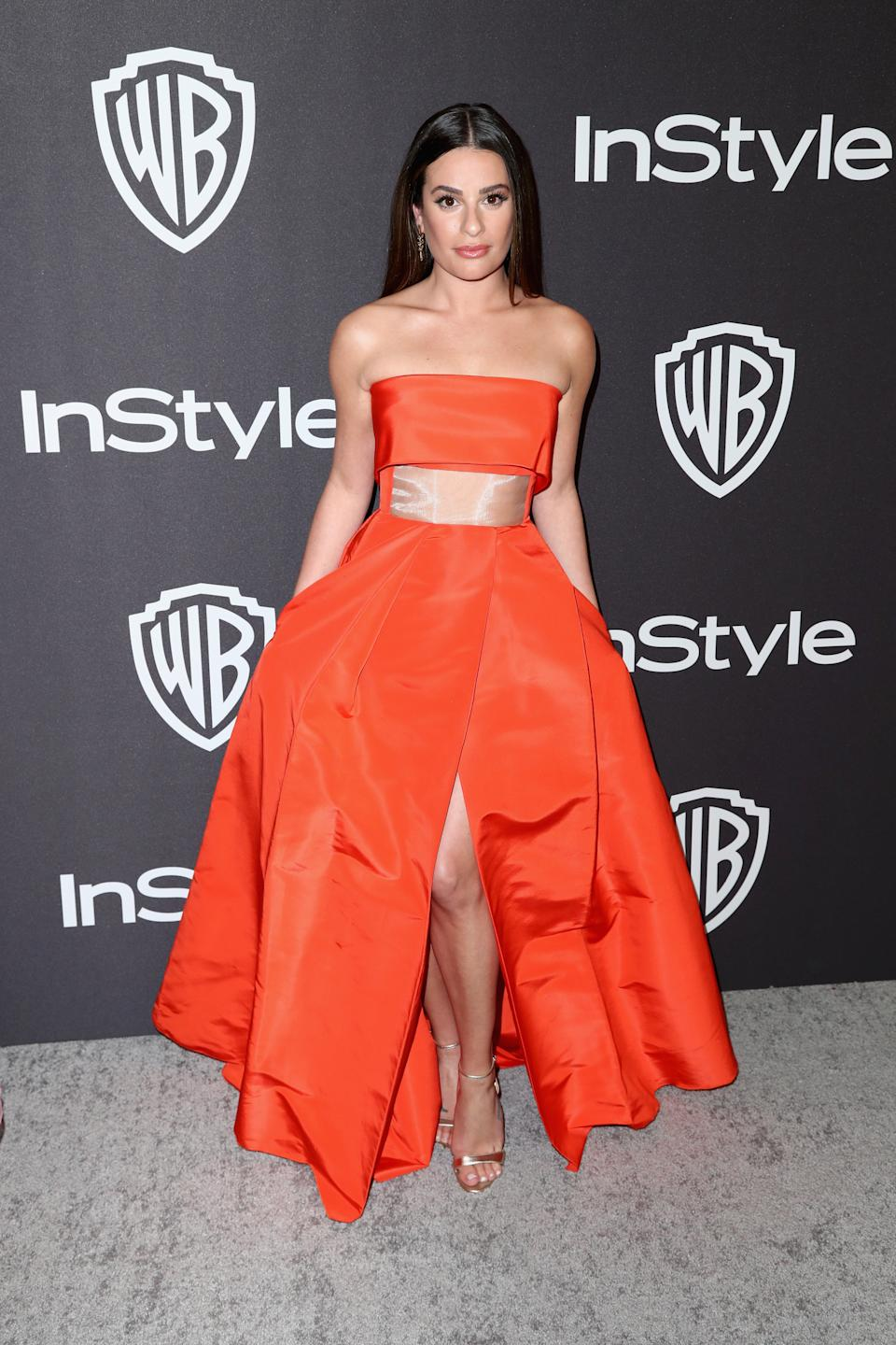 attends the InStyle And Warner Bros. Golden Globes After Party 2019 at The Beverly Hilton Hotel on January 6, 2019 in Beverly Hills, California.
