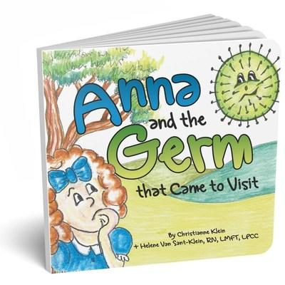 Anna and the Germ that Came to Visit Book Cover