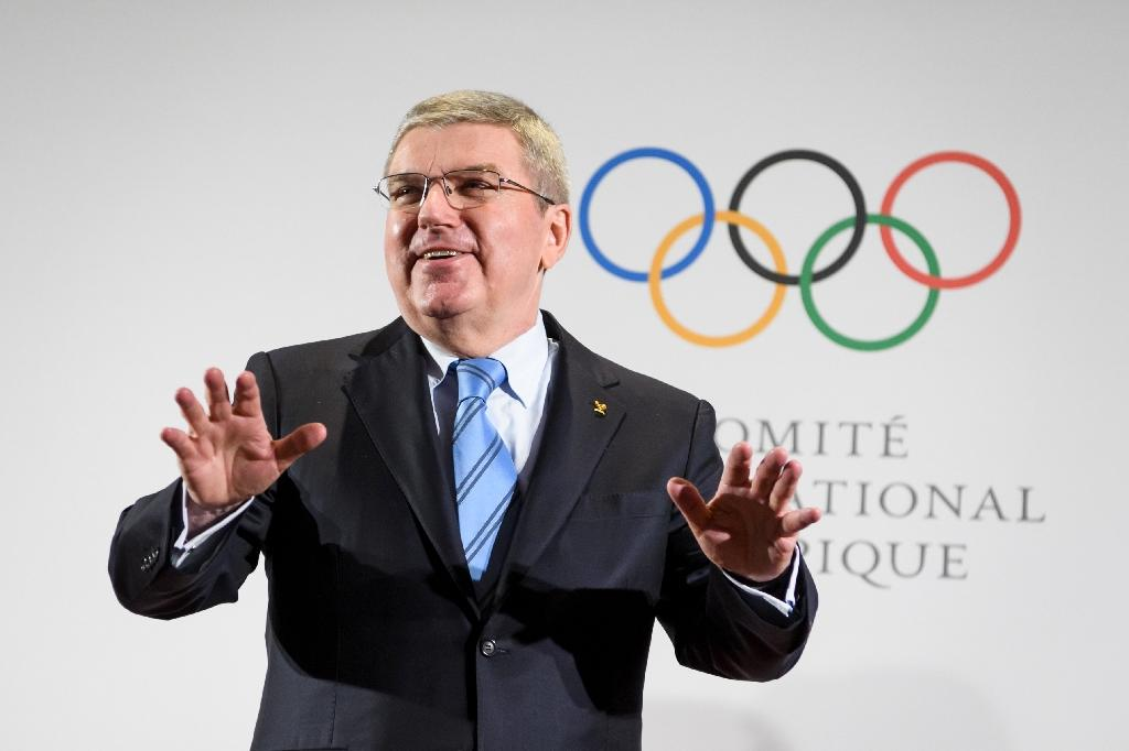 "International Olympic Committee (IOC) President Thomas Bach has described the Moscow-backed doping scheme as an ""unprecedented attack on the integrity of the Olympics"" (AFP Photo/Fabrice COFFRINI)"