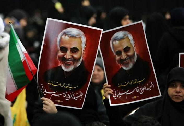 Iranian major general Qasem Soleimani was assassinated in a US drone strike