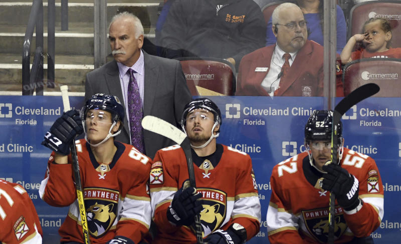 Boyle set to make his debut with Florida Panthers