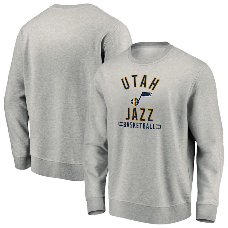 Jazz Iconic Fleece Sweatshirt
