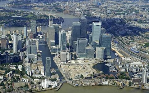 If you think London is the road to certain fortune then you've probably watched to much of The Apprentice - Credit: NIKLAS HALLEN/AFP