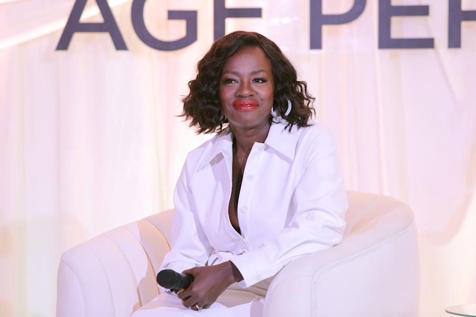 Viola Davis on knowing her worth in Hollywood. (Photo: Getty Images)