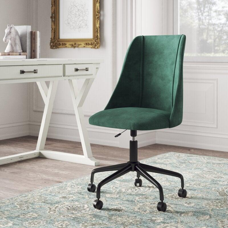 """<h3>Wayfair</h3><br><strong>Dates:</strong> Ends 11/30 midnight <br><strong>Deal: </strong>Up to 80% off <a href=""""https://www.wayfair.com/daily-sales/cyber-monday"""" rel=""""nofollow noopener"""" target=""""_blank"""" data-ylk=""""slk:Cyber Monday"""" class=""""link rapid-noclick-resp"""">Cyber Monday</a> deals<br><strong>Promo Code: </strong>No code needed<br><br><em>Shop</em><strong><em> <a href=""""https://www.wayfair.com/"""" rel=""""nofollow noopener"""" target=""""_blank"""" data-ylk=""""slk:Wayfair"""" class=""""link rapid-noclick-resp"""">Wayfair</a></em></strong><br><br><strong>Kelly Clarkson Home</strong> Rochelle Task Chair, $, available at <a href=""""https://go.skimresources.com/?id=30283X879131&url=https%3A%2F%2Fwww.wayfair.com%2Ffurniture%2Fpdp%2Fkelly-clarkson-home-rochelle-task-chair-w003317845.html%3Fpiid%3D628804529"""" rel=""""nofollow noopener"""" target=""""_blank"""" data-ylk=""""slk:Wayfair"""" class=""""link rapid-noclick-resp"""">Wayfair</a>"""