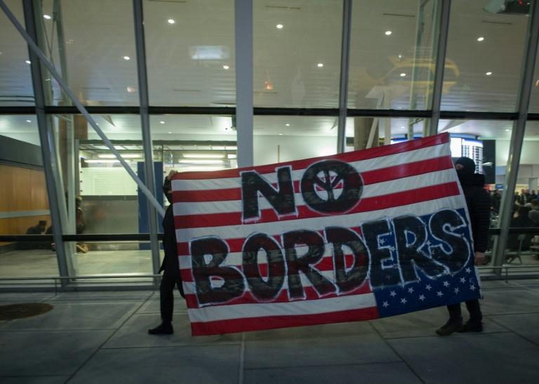 Despite the suspension by the courts of President Donald Trump's travel bans, the president has vowed to ramp up enforcement of existing rules