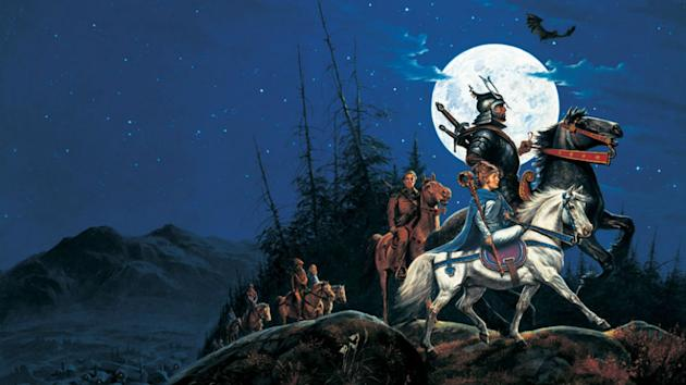 Epic Fantasy Wheel of Time is Getting TV Series From Sony