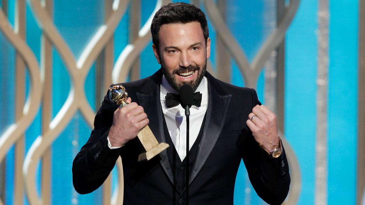 <p>Ben Affleck got some vindication and Jodie Foster made a revelation at the Golden Globe Awards.</p>