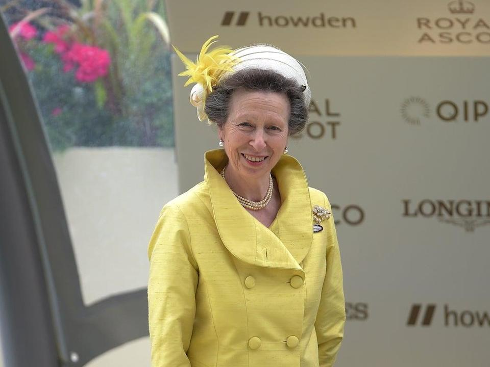 Princess Anne was the first royal to compete in the Olympic Games (Getty Images for Royal Ascot)