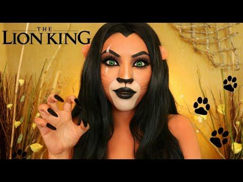 """<p>We all want to be Nala (AKA Beyoncé), but let's face it, Scar's look is iconic. With black lipstick and the signature smokey eye you've already perfected, you can channel your inner villain <em>without </em>investing in a lion costume.<em></em></p><p><a href=""""https://www.youtube.com/watch?v=ASVBjwe4tjE"""">See the original post on Youtube</a></p>"""