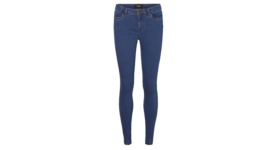 VERO MODA Denim Slim Jegging