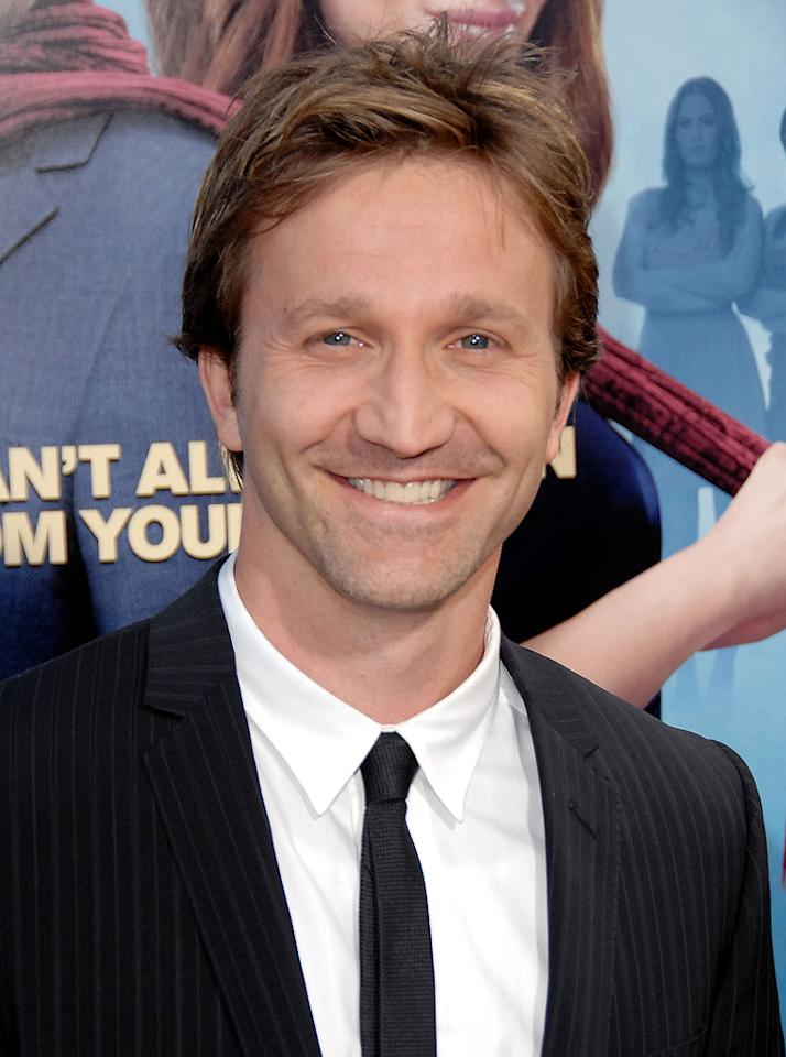 "<a href=""http://movies.yahoo.com/movie/contributor/1800019779"">Breckin Meyer</a> at the Los Angeles premiere of <a href=""http://movies.yahoo.com/movie/1809994768/info"">Ghosts of Girlfriends Past</a> - 04/27/2009"