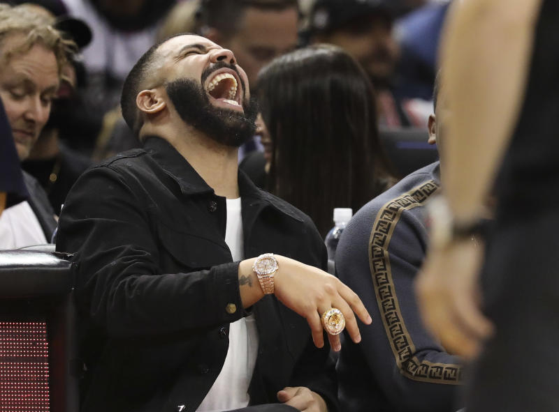 Drake's Laugh Now Cry Later Memes Snap and Deliver Non-Stop Laughs