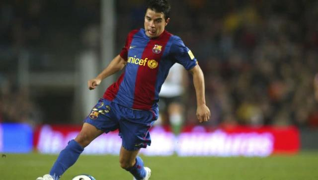 <p>Barcelona naturally couldn't resist signing a player dubbed as the 'New Maradona' and signed 19-year-old Javier Saviola from River Plate in 2001 for €35.9m.</p> <br><p>After a good first couple of seasons at Barcelona, Saviola increasingly found himself out of favour and was sent out on loan to Monaco and Sevilla.</p> <br><p>At the end of his contract with Barcelona in 2007, Saviola made the bold decision to sign for Real Madrid, where he failed to make an impact.</p>