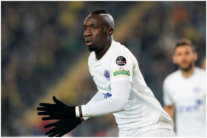Mbaye Diagne Sanctioned by Club Brugge after PSG Penalty Controversy in Champions League
