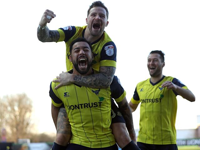 Oxford stun Newcastle with comfortable thrashing to reach the FA Cup fifth round