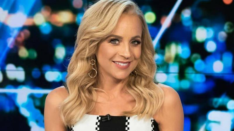 Carrie Bickmore has re-signed her contract with Network 10. Photo: The Project