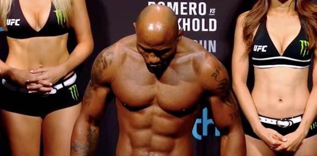 Yoel Romero Misses Weight for Title Fight (UFC 221 Weigh-in Results)