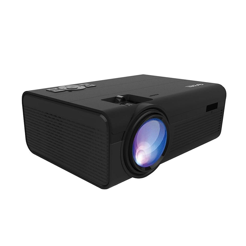 """<p><span>Core Innovations 150"""" LCD Home Theater Projector</span> ($49, originally $89)</p>"""