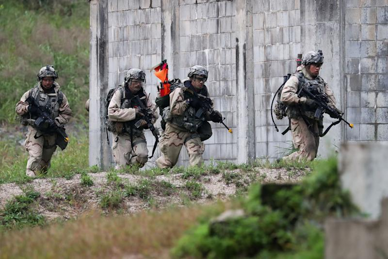 Furlough Threat Hangs Over U.S. Military Bases in South Korea