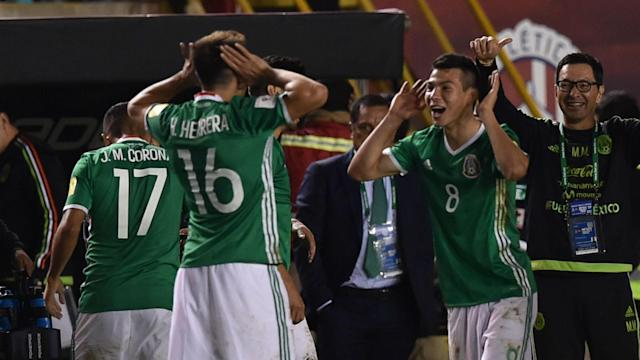 The 22-year-old was a livewire against the Germans and came up with a goal that sparked wild scenes among the Mexico faithfuls...
