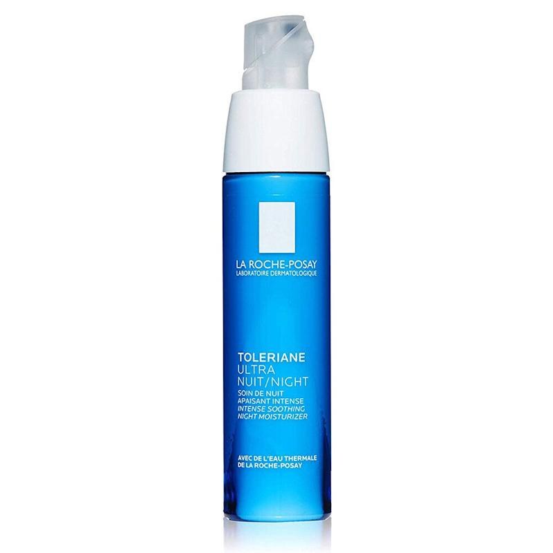 La Roche-Posay Toleriane Ultra Intense Soothing Night Moisturizer. (Photo: Amazon)