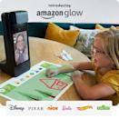 <p>The <span>Amazon Glow</span> ($250) is an innovative interactive projector and video-calling device that will enrich kids' lives remotely. Users can connect with friends and family and interact with content via the projector all remotely. This is such an innovative gadget for at-home learning. Kids can draw together, solve puzzles, read along, and do so much more. Get yourself an invite to try out this innovative find!</p>