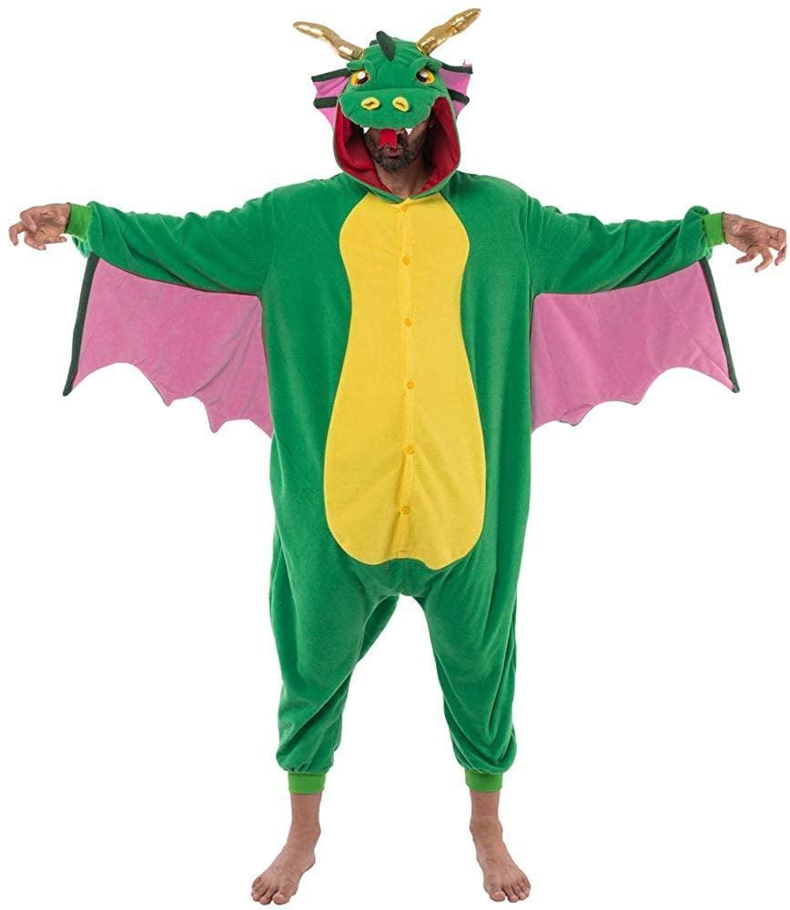 <p>This <span>Spooktacular Creations Unisex Adult Onesie</span> ($29) is the perfect costume.</p>
