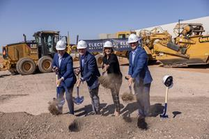 ElectraMeccanica Breaks Ground on Mesa, AZ Assembly Facility and Engineering Technical Center