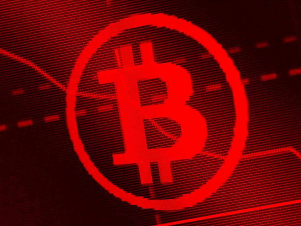 Bitcoin is now trading at below half the price it was at in mid April 2021 (Getty Images/iStockphoto)
