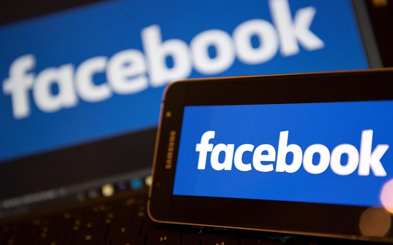 Facebook, Twitter, and other social media companies have faced criticism over their moderating - AFP or licensors