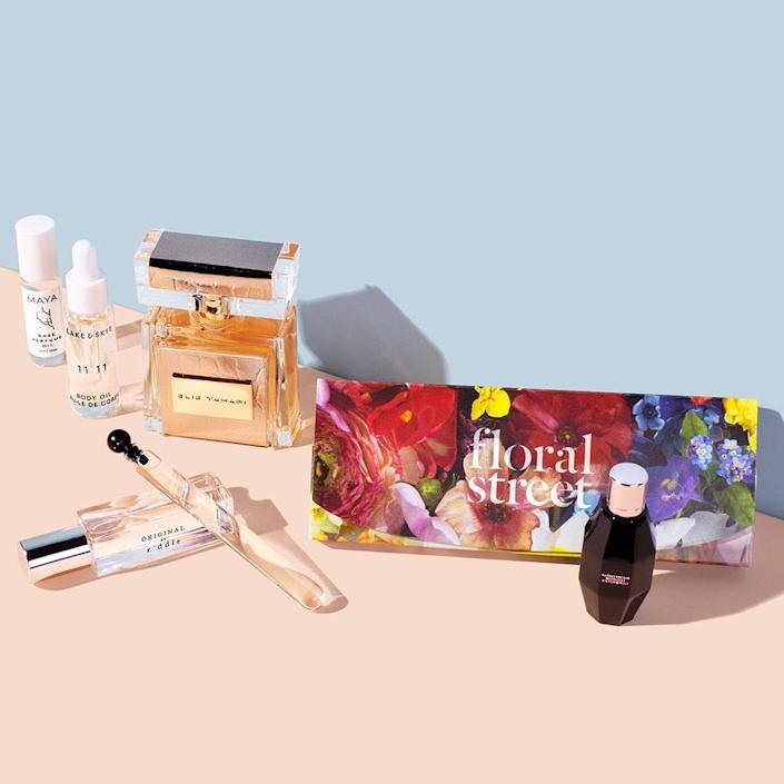 Get 14 of our editors' favorites, including a full-size bottle from Elie Tahari, Viktor & Rolf's latest take on a classic with Flowerbomb Midnight, Rebecca Minkoff's brand-new (deliciously warm and cozy) self-titled scent, a Lake & Skye 11 11 body oil, Floral Street's eight-piece Discovery Set, and more. Quantities are limited, so take advantage of these offers before they're sold out! Allure Beauty Box member-exclusive price: $30 Non-member price: $50 Not a member? Sign up today. Already a member? Click here to order.