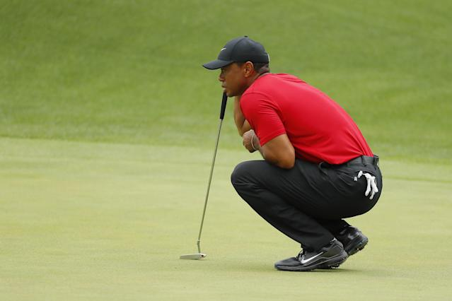 Masters 2019: Jack Nicklaus on Golf Channel says Tiger's 'got me shaking in my boots'