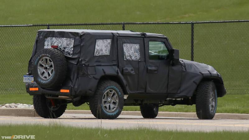 Junkyard Accidentally Sells 2018 Jeep Wrangler Prototype Part to Enthusiast