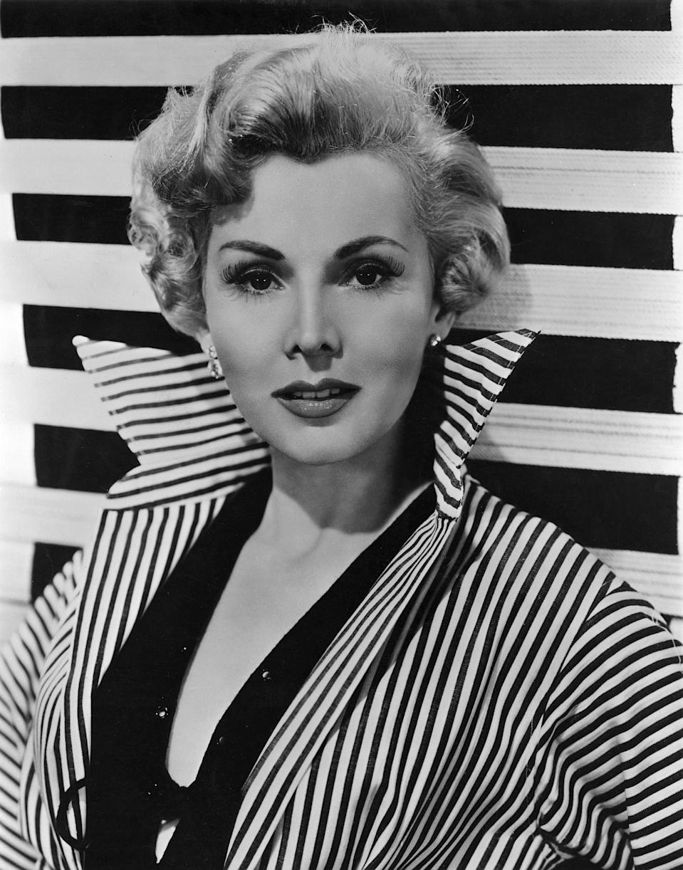 <p>Socialite Zsa Zsa Gabor died on Dec. 18, 2016 at 99 from a heart attack. Photo from The Canadian Press. </p>