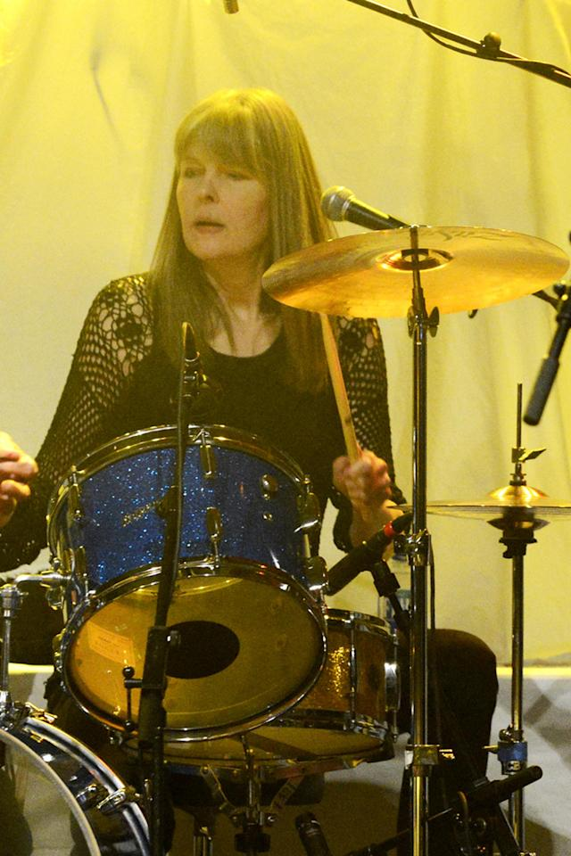 <p>Cecilia Kuhn was the drummer for feminist punk band Frightwig. She died May 4 of cancer. She was 61.<br> (Photo: Getty Images) </p>