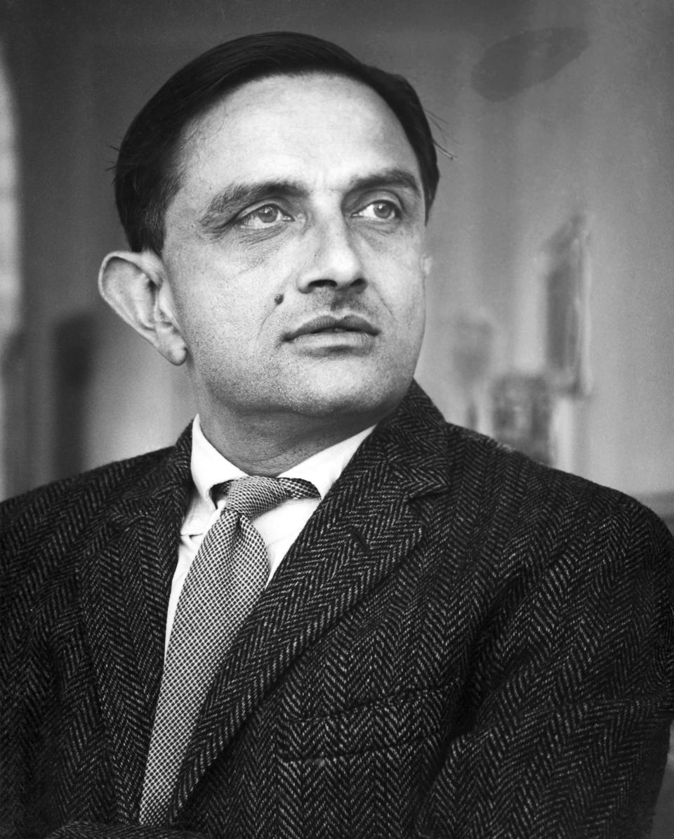 Considered to be the 'Father of the Indian Space Program', Sarabhai was instrumental in establishing the Physical Research Laboratory (PRL) in Ahmedabad. He was also Chairman of the Atomic Energy Commission and played a central role in the creation of the Indian Institute of Management, Ahmedabad.