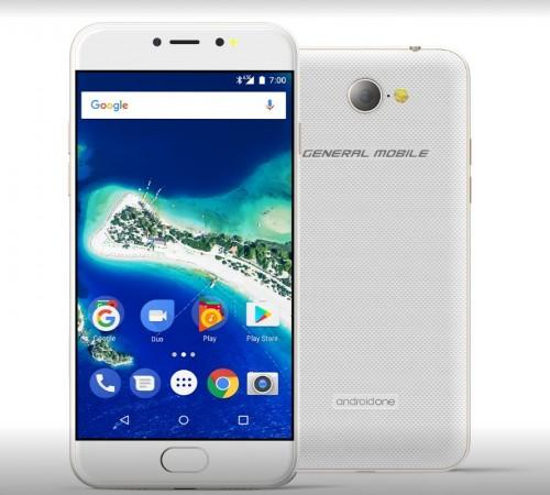 MWC 2017, Google, Android One, General Mobile, GM 6, fingerprint sensor, launch, price, specs, features