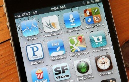 More than 40 bn apps downloaded for Apple gadgets