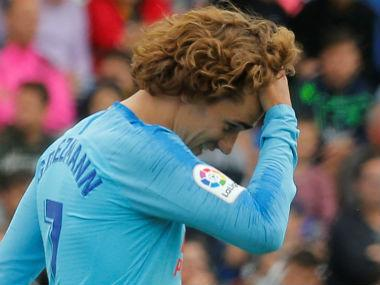 La Liga: Valencia secure Champions League spot; Antoine Griezmann jeered in final game for Atletico Madrid