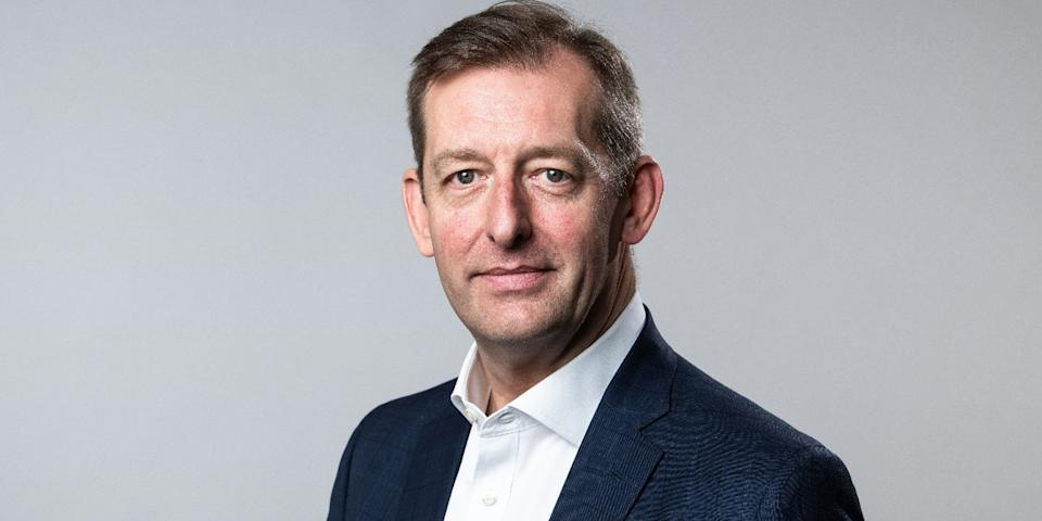 Kevin Hogarth, UK chief people officer, KPMG