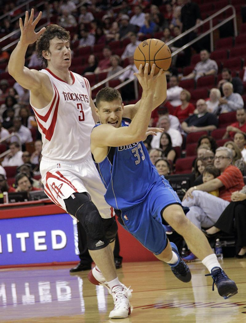 Mavs' Carlisle all about defense in 2013-14