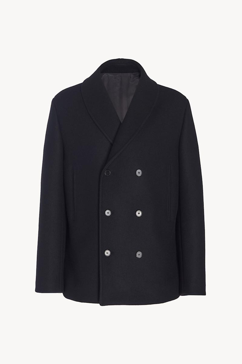 The Row Andrew Jacket in Wool