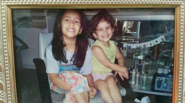 PHOTO: An undated photo of Madeline Pena, left, and Yasmin Pena, right, as children. (Pena family)