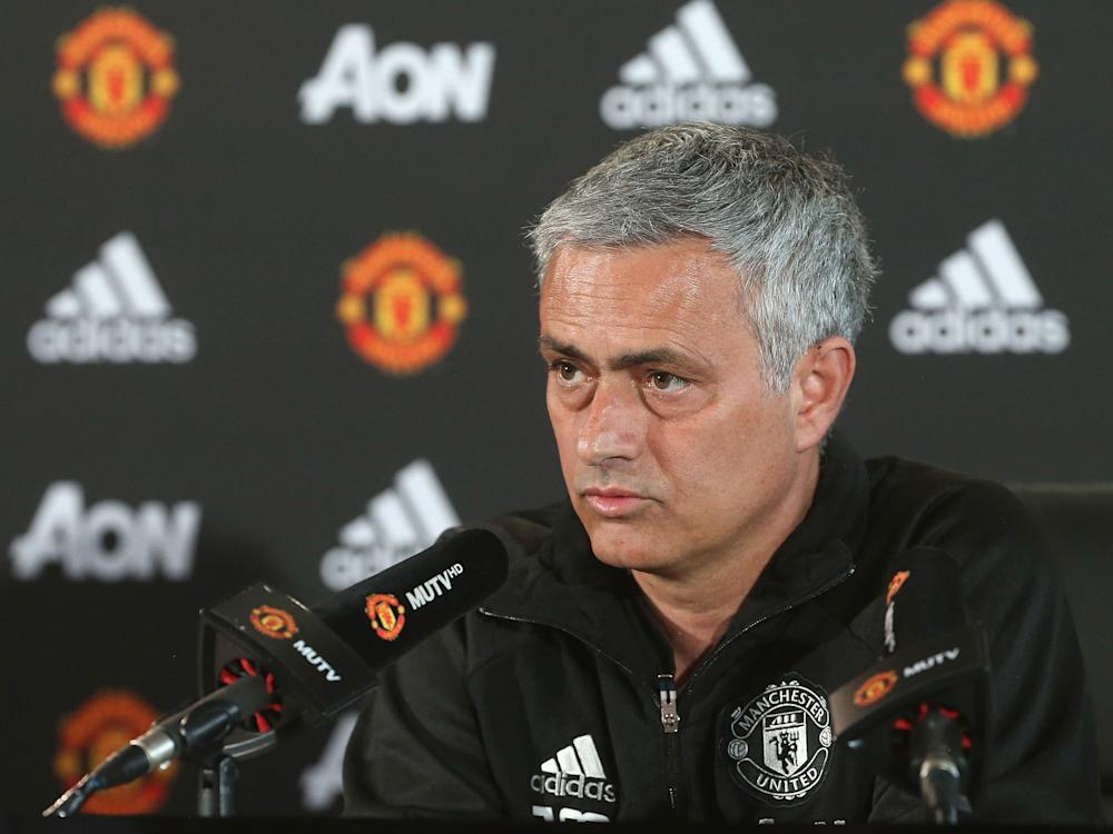 "Mourinho has said he doesn't want to ""speak about what comes next"": Getty"