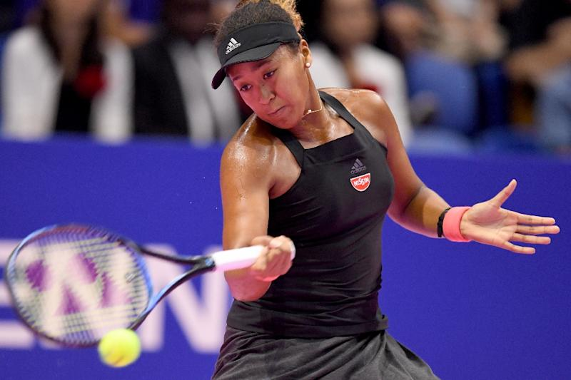 US Open champion Osaka dominant on return to action in…