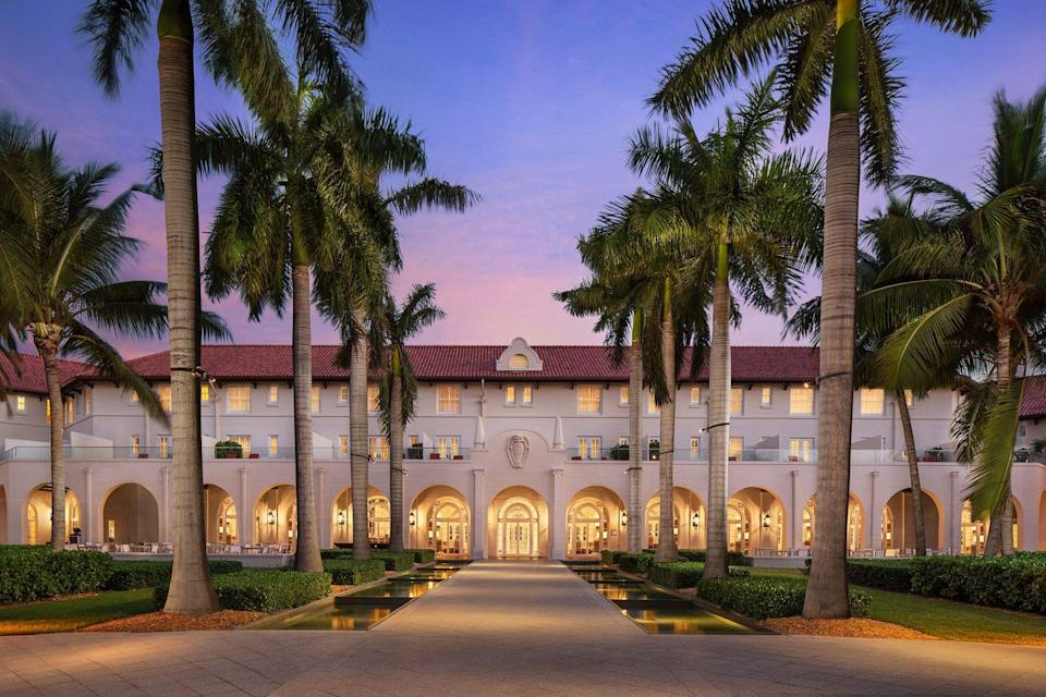 """<p>If you're seeking to go as far south as Florida will allow, a Key West vacation is made even more exciting with a stay at<a href=""""http://www.casamarinaresort.com/"""" rel=""""nofollow noopener"""" target=""""_blank"""" data-ylk=""""slk:Casa Marina, A Waldorf Astoria Resort"""" class=""""link rapid-noclick-resp""""> Casa Marina, A Waldorf Astoria Resort</a>. This iconic property turns 100 this year and is full of rich Florida history, as it was conceptualized by Henry Flagler and built by the same architects who designed the NY Public Library. However, a private beach (the island's largest), fabulous resort experiences, and oceanfront dining make this spot as luxurious today as when it first opened on New Year's Eve in 1920.</p>"""