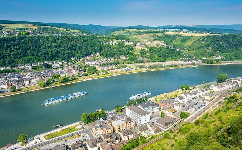 rhine river cruise - Getty Images