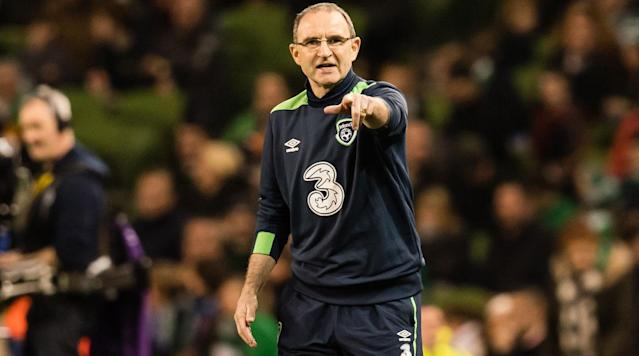 Republic of Ireland Martin O'Neill has a pointed response to Everton manager Ronald Koeman over his criticism regarding the injury to midfielder James McCarthy.