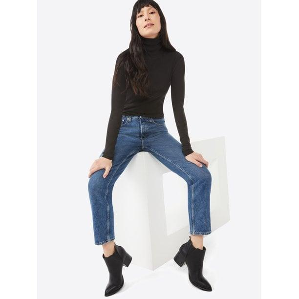 <p>You can never have too many <span>Free Assembly Women's Ribbed Turtleneck Tops</span> ($14), evidenced by the fact that it's available in seven colors - and selling out fast!</p>